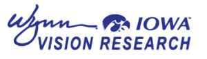 Wynn Iowa Vision Research Logo